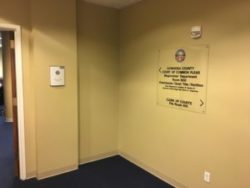 Entrance to Foreclosure Magistrates' Section